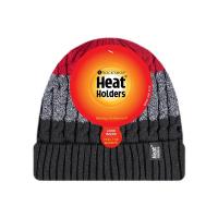 قبعة رجالية دافئة من HeatHolders ، المزود الرائد للقبعات الحرارية.