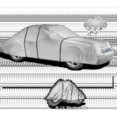 غطاء السيارة مبطن حائل للسيارات والدراجات النارية.