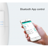 ناشر رائحة عطرية وتطبيق هاتف بلوتوث.