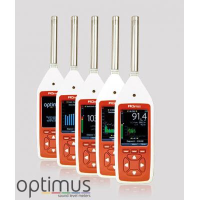 أوبتيموس الفئة 1 مستوى الصوت متر