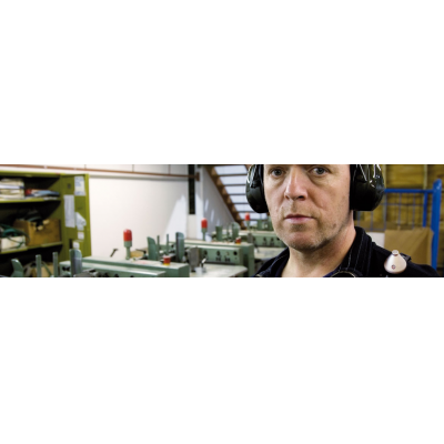 DoseBadge® الضوضاء مقياس الجرعات الصورة الرئيسية