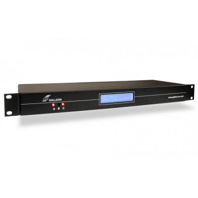 جهاز تحديد المواقع NTP NTS-4000 أمامية