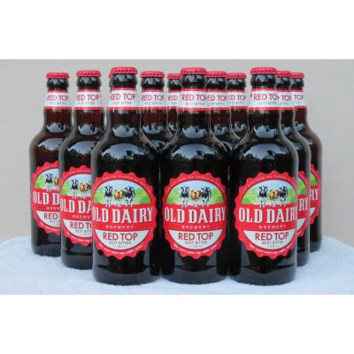 المملكة المتحدة المصدرين المعبأة في زجاجات البيرة الحمراء أعلى بنسبة 3.8٪ أفضل مريرة