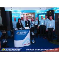 فريق Armagard في ISE أمستردام.