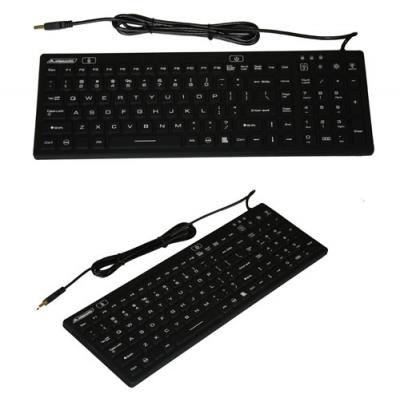 لوحة المفاتيح المضاءة الصورة الرئيسية