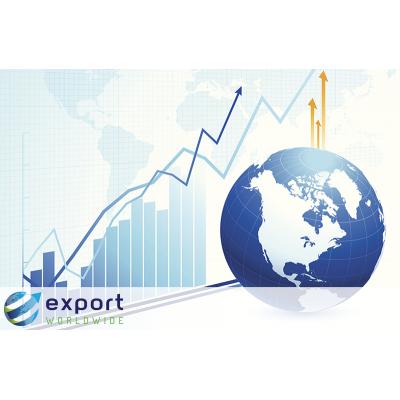 مزايا التجارة الدولية مع تصدير في جميع أنحاء العالم