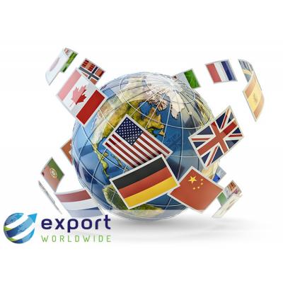 جيل عالمي رائد على الإنترنت من خلال ExportWorldwide