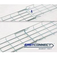Secuencia de montaje de bandeja de cable EC30