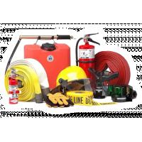 خزينة معدات الحريق والسلامة - مجموعة واسعة
