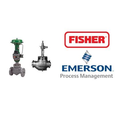 مزود Emerson Fisher Control في المملكة المتحدة - صمامات فيشر ، منظم فيشر