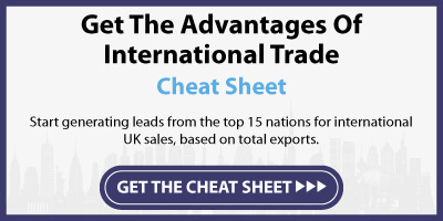 Advantages of International Trade Cheat Sheet
