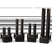 række forskellige størrelser af lufttørreapparater