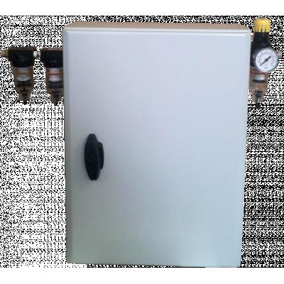 TOC generator viser eksternt tilfælde og filtre