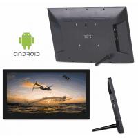 Trådløs Airgoo Android Viser front-, bag- og sidebillede.
