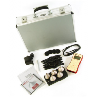 Cirrus støjdosimeter kit