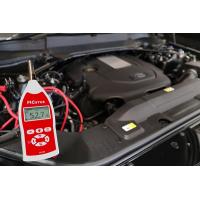 Køretøjsstøjsmåling udføres med en basal lydmålere.