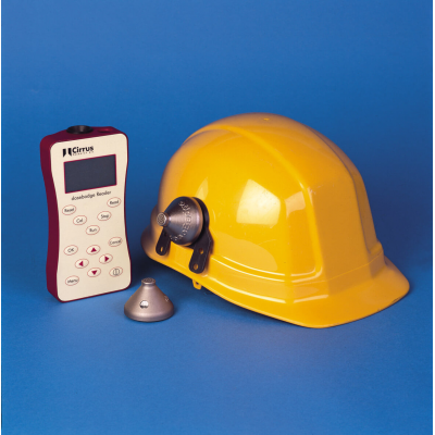 Intrinsically Safe Sound Level Meter af Cirrus Research.