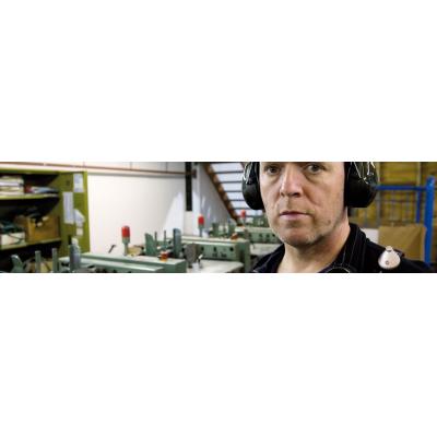 DoseBadge® støjdosimeter hovedbillede