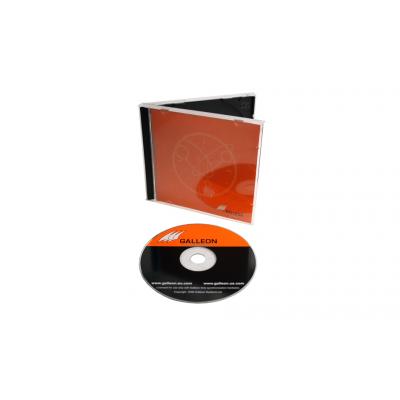 forfra af broadcast SNTP klientsoftware cd