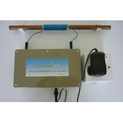Hårdt vand Kalkaflejringer Afkalkningsmiddel - Scalebreaker SB03PLUS