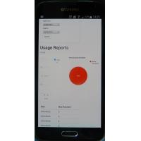 screenshot Fjernovervågning Software