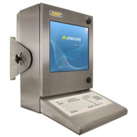 Kompakt Vandtæt kabinet | Computer og TFT skærm beskyttelse | Armagard