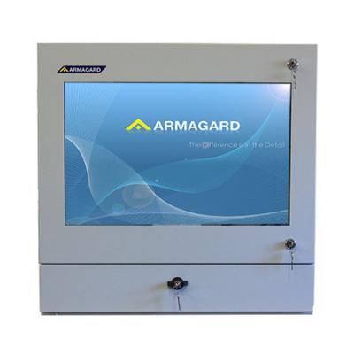 PC kabinet system af Armagard