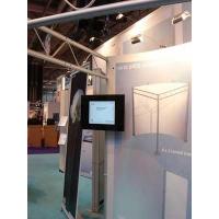 Armagard LCD-annoncevisning i brug
