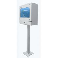 Støv Proof Computer Kabinet monteret på valgfri stativ