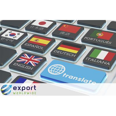 Eksport Worldwide Maskinoversættelse vs menneskelig oversættelse