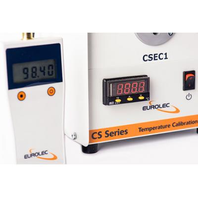 tør godt kalibrator ved Eurolec Instrument