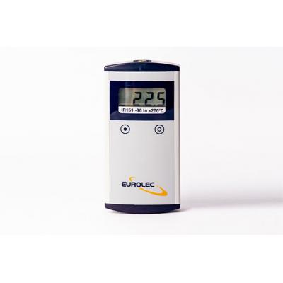 hurtig respons infrarød termometer