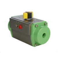 grøn pneumatisk aktuator