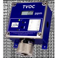 Fast PID gas detektor