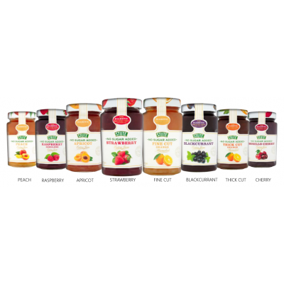 stute foods engros diabetisk marmelade
