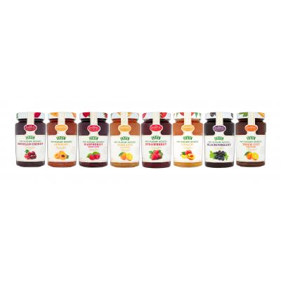 diabetisk marmeladeproducent for sundhedsfødevarebutikker