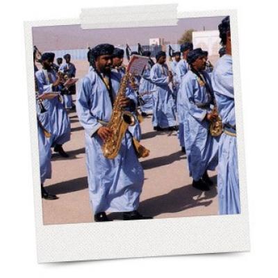 Militære band instrumenter til uafhængighed fejringer BBICO