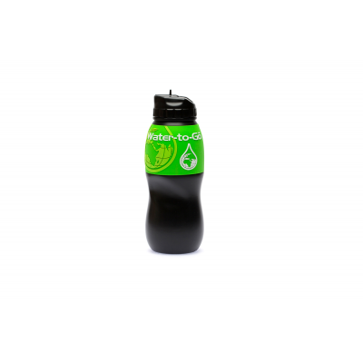 Vand til Go miljøvenlig vandflaske med filter