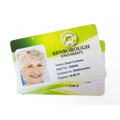 Virksomhedskort ID-kort producent