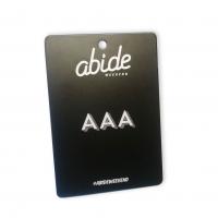 Company Cards backstage passere udskrivning