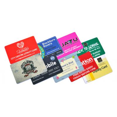 Company Cards gavekort trykning tjenester