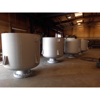 Ventx naturgas lyddæmper