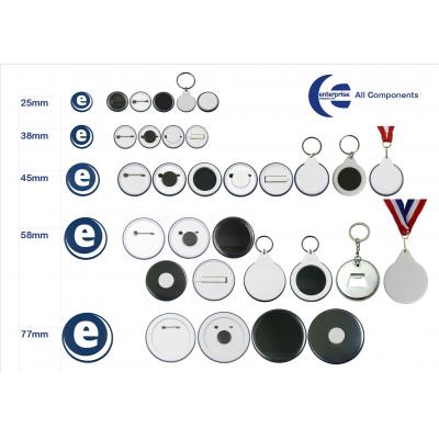 Enterprise Products knappen badge leverandør