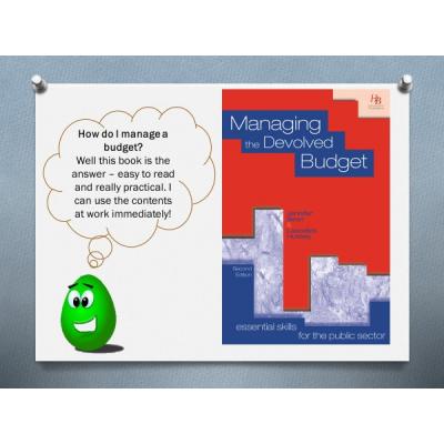 Budgettering til non-profit organisationer bog