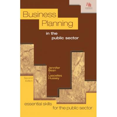 Offentlig sektor forretningsplanlægning bog