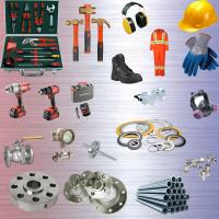 NAAS PPE, ikke gnistværktøjer, olierør, pakninger, flanger, måleinstrumenter, arbejdshandsker, sikkerhedsstøvler, elværktøj