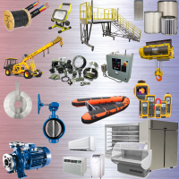 Oil and Gas Buying House UK produktvalg, Power Cable, kran, reservedele, platform, køkkenapparat