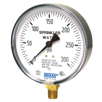 Bourdon Pressure Gauge Stockist 2