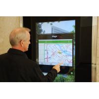 PCAP folie er ideel til interaktive løsninger til løsning af kiosker
