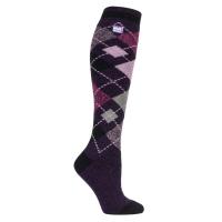 Lange Socken für Frauen vom Thermosockenhersteller.